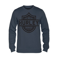 Hurley Pyrate Fleece Crew Sweatshirt - Men's
