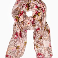 Floral Paisley Print Scarf | Fashion Accessories - Scarves | charming charlie