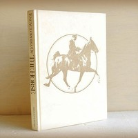 Horse Encyclopedia by TheVintageParlor on Etsy