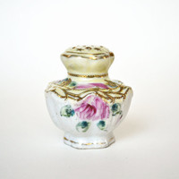Antique Art Nouveau Muffineer Sugar Shaker Powder Shaker Pepper Pot