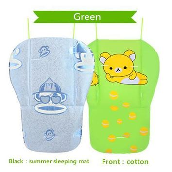 Baby Cotton Cushion Dining Chair Pad Cover Seat Stroller