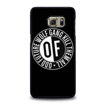odd future logo ofwgkta golf wang samsung galaxy s6 edge plus case cover  number 1