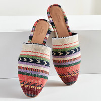 Woven Mule | Urban Outfitters
