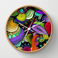 Imperfect Wall Clock by DuckyB (Brandi)