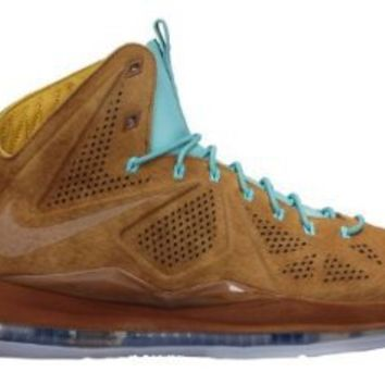 Nike Lebron X Ext Qs Mens Style # 607078