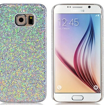 Flashing Hollywood Plastic Case for Samsung Galaxy S6