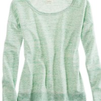 Aerie Women's Cozy Crew Neck Sweatshirt