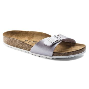 Sale Birkenstock Madrid Birko Flor Graceful Orchid 1005574 Sandals