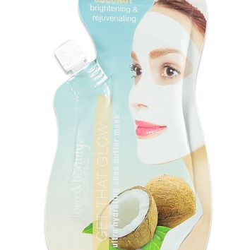 Coconut Glow Face Mask - Accessories - Beauty - 1000110432 - Forever 21 Canada English