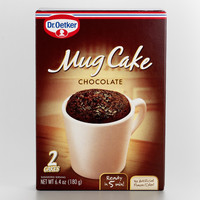 DR. OETKER CHOCOLATE MUG CAKE 2-PACK