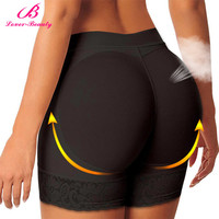 Lover Beauty Butt Lifter Padded Panty Enhancing Body Shaper For Women Abundant Buttocks Butt Lift With Tummy Control Underwear