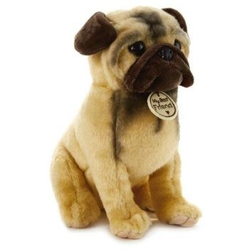 Wrinkly Toy Dog Breed Large Stuffed Animal
