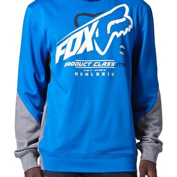 Fox Constant Shift Pullover Hoodie - Mens Hoodie - Blue