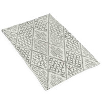 printed area rug|Five Below