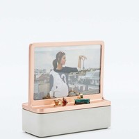 Copper Podium Picture Frame - Urban Outfitters