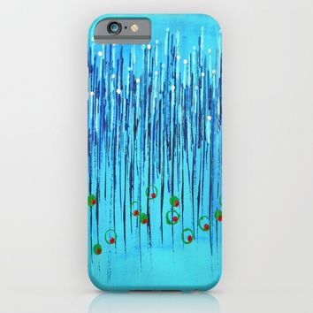 :: Blue Martini :: iPhone & iPod Case by :: GaleStorm Artworks ::