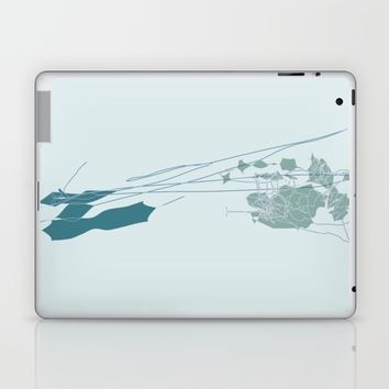 re_4 Laptop & iPad Skin by Kristina Kerstner