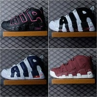 Air More Uptempo 4 Colors High Quality Air Sport Shoes [11516240588]