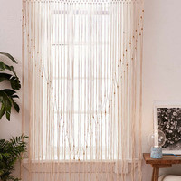Grace Macramé Window Portal | Urban Outfitters