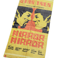 Exclusive Star Trek Mirror Mirror Beach Towel