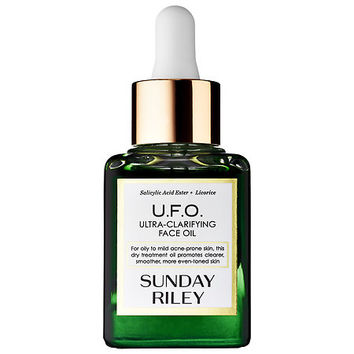 U.F.O. Ultra-Clarifying Face Oil - Sunday Riley | Sephora