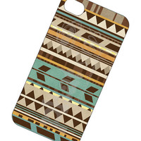 iPhone Case, iPhone 4 or 4S, iPhone cover - Aztec iPhone Case -Albuquerque Aztec