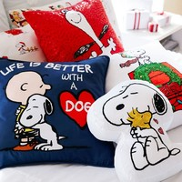 PEANUTS™ BEST FRIENDS PILLOW