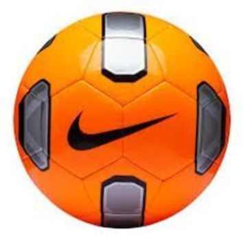 Nike Orange pitch ball