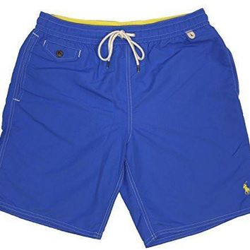 Polo Ralph Lauren Mens Boxer Lined Swim Trunks