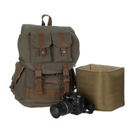 Waterproof Digital Photography Camera Backpack
