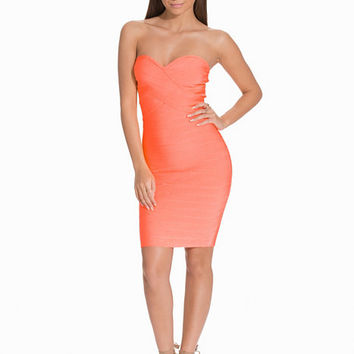 Bandeau Bandage Bodycon, WOW Couture