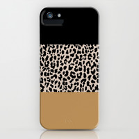 Leopard National Flag XII iPhone & iPod Case by M Studio