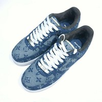 Best Sale Online Supreme x Louis Vuitton X AF1