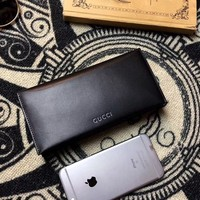 GUCCI MEN'S NEW STYLE LEATHER WALLET