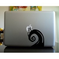 Apple Macbook Vinyl Decal Sticker - Nightmare Before Christmas