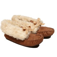 Aerie Cozy Moc Bootie   Aerie for American Eagle