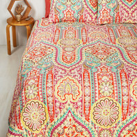 Color By Slumbers Quilt Set in Full, Queen by ModCloth
