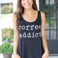 Coffee Addict Tank