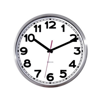 Numbers Wall Clock - Various Sizes