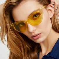 Free People Who's That Girl Sunnies