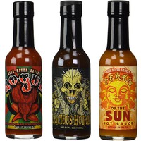 High River Sauces Combo Pack
