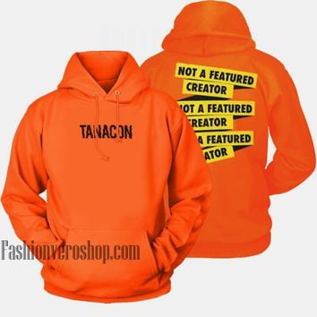 Tanacon HOODIE - Unisex Adult Clothing