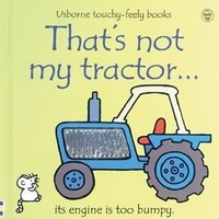 That's Not My Tractor Board Book
