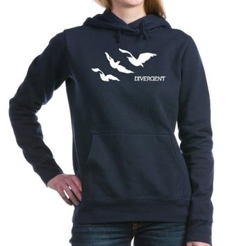 Divergent - Ravens Tattoo Hooded Sweatshirt