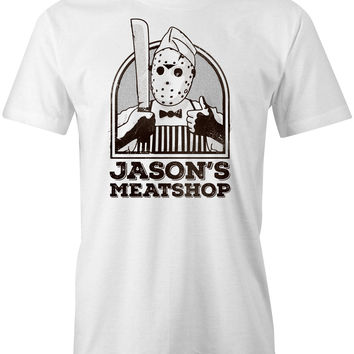 Jason's Meat Shop T-Shirt