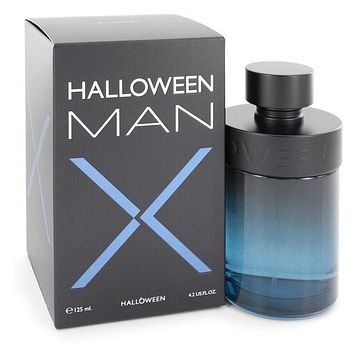 Halloween Man X by Jesus Del Pozo Eau De Toilette Spray 4.2 oz for Men