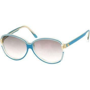 ONETOW balenciaga vintage butterfly frame sunglasses 5
