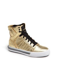 Boy's Supra 'Skytop' High Top Sneaker
