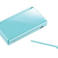 Nintendo Ds Lite Enamel Blue (Japan Version)