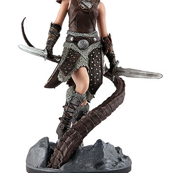 Modern Icons #4 - The Elder Scrolls V: Skyrim Female Dragonborn Statue